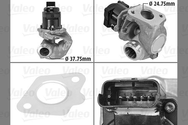 EGR ventil (AGR) VALEO 700414 700414