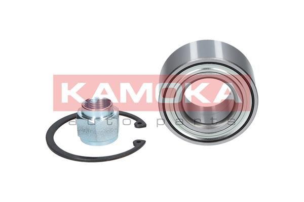 Brzdové destičky - sada KAMOKA JQ101253 JQ101253