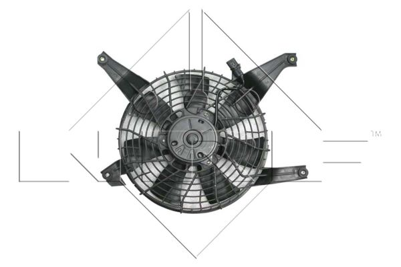 EGR ventil (AGR) NRF 48320 48320