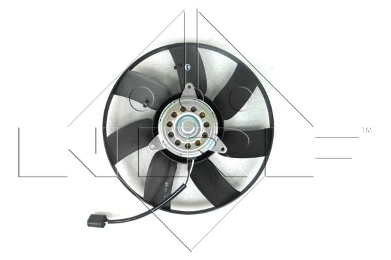 EGR ventil (AGR) NRF 48327 48327