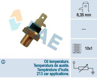 Snímač teploty chladiva FAE 31610 31610