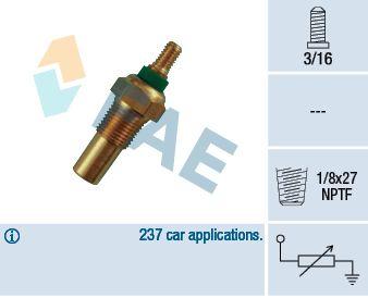 Snímač teploty chladiva FAE 32010 32010