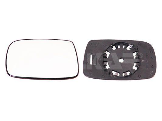 Sklo zrcátka levé Alkar 6401268 pro Toyotu Yaris 1999 - 2005 6401268