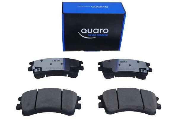 Brzdové destičky - sada QUARO QP0655C QP0655C