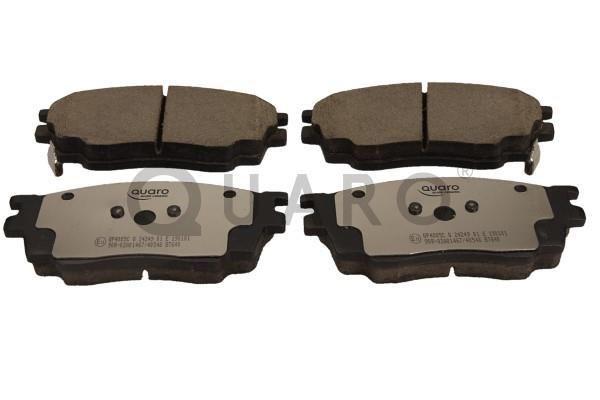 Brzdové destičky - sada QUARO QP4005C QP4005C