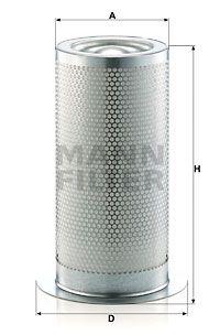 Palivový filter MANN-FILTER SP 3008-2 x SP 3008-2 x