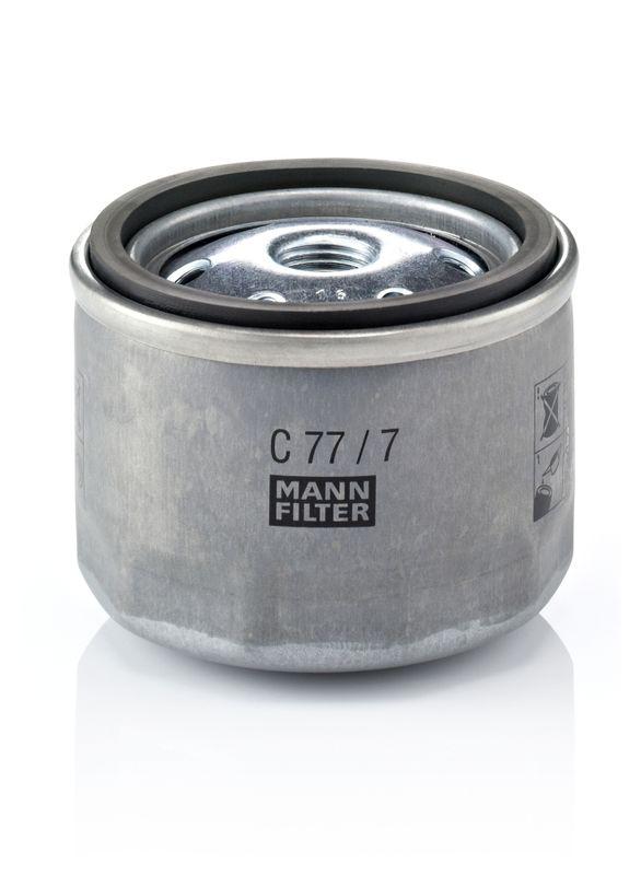 Olejový filter MANN-FILTER HU 1270 x HU 1270 x