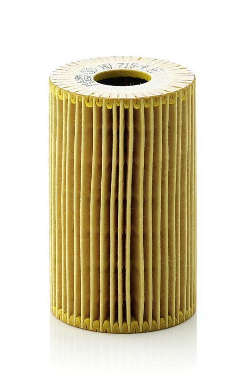 Hydraulický filter automatickej prevodovky MANN-FILTER H 710/1 n H 710/1 n