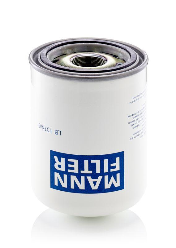 Palivový filter MANN-FILTER P 811 P 811
