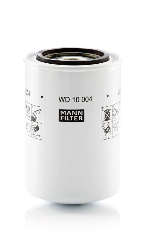 Palivový filter MANN-FILTER WK 8190 WK 8190