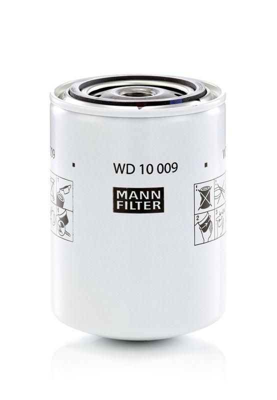 Palivový filter MANN-FILTER WK 817/3 x WK 817/3 x