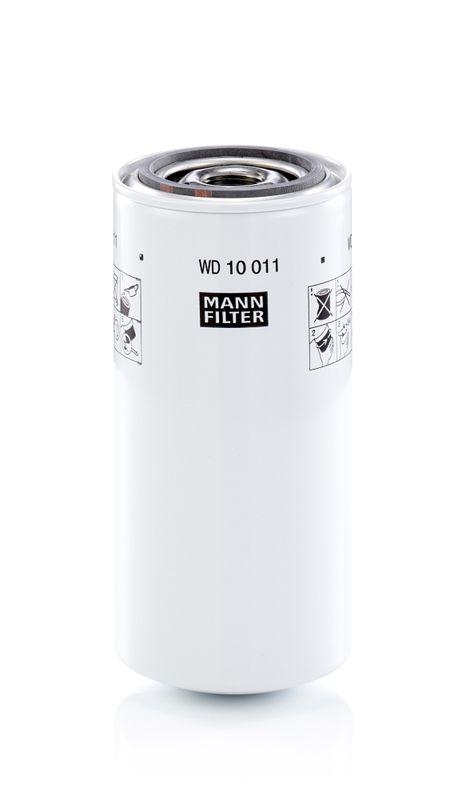 Palivový filter MANN-FILTER WK 8172 WK 8172