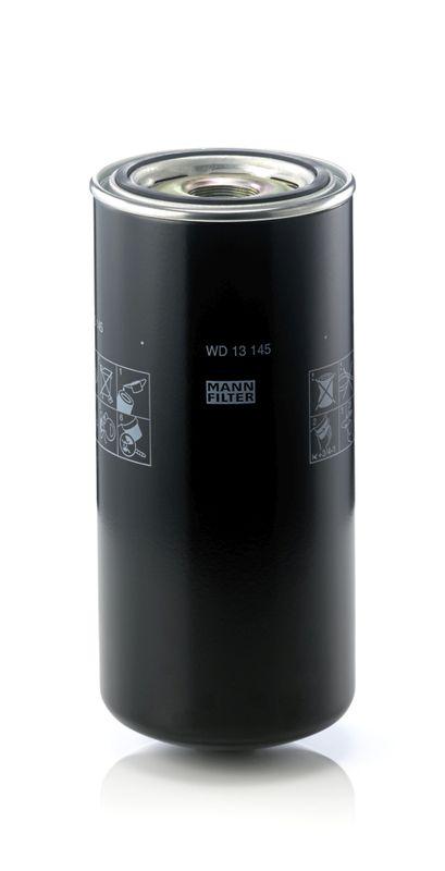 Palivový filter MANN-FILTER WK 939/9 x WK 939/9 x