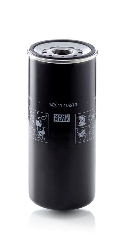 Palivový filter MANN-FILTER WK 8029/1 WK 8029/1
