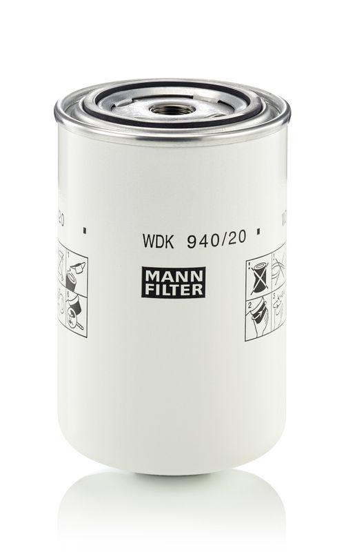 Palivový filter MANN-FILTER WK 8113 WK 8113