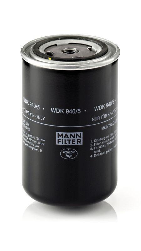 Palivový filter MANN-FILTER WK 8167 WK 8167