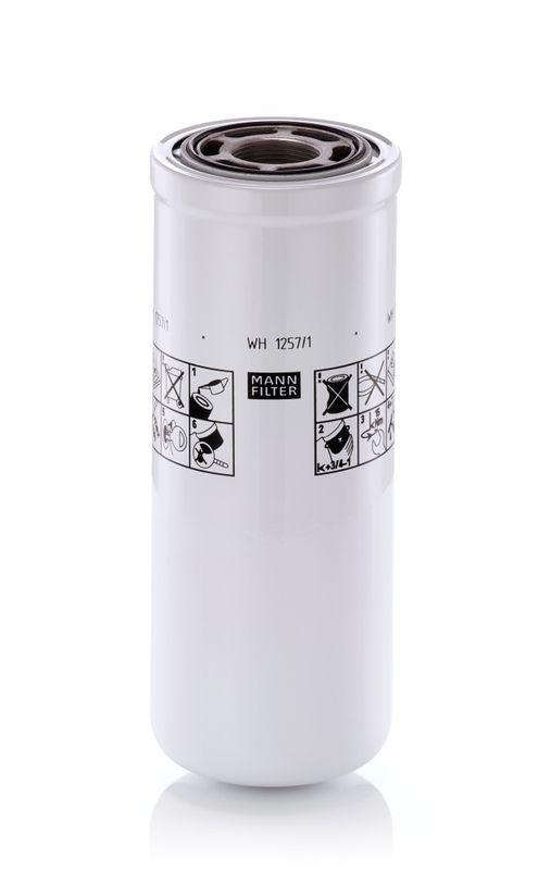 Palivový filter MANN-FILTER WK 845/3 WK 845/3