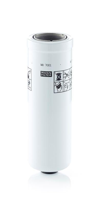 Palivový filter MANN-FILTER WK 850 WK 850