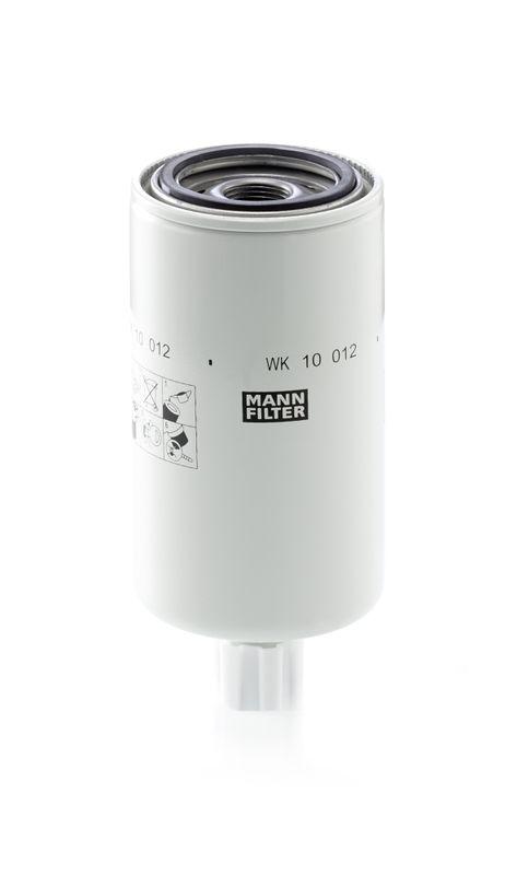 Olejový filter MANN-FILTER W 610/1 W 610/1