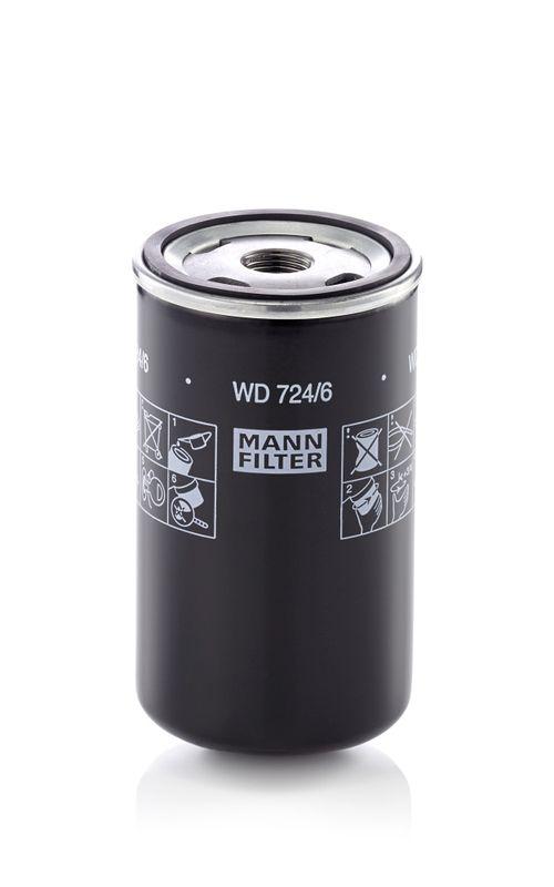 Palivový filter MANN-FILTER WK 829/3 WK 829/3