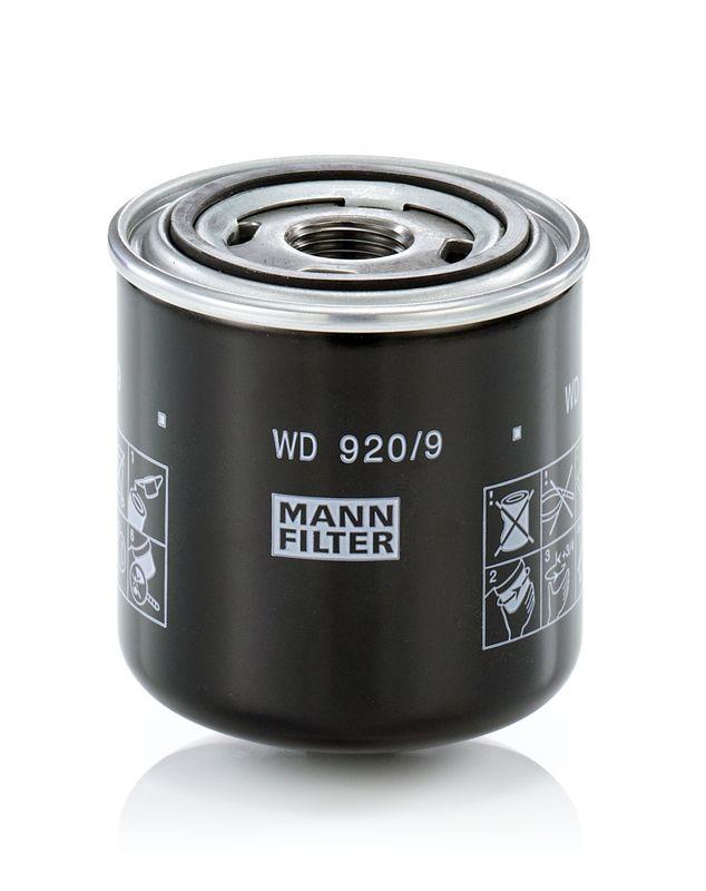 Palivový filter MANN-FILTER WK 832/1 WK 832/1