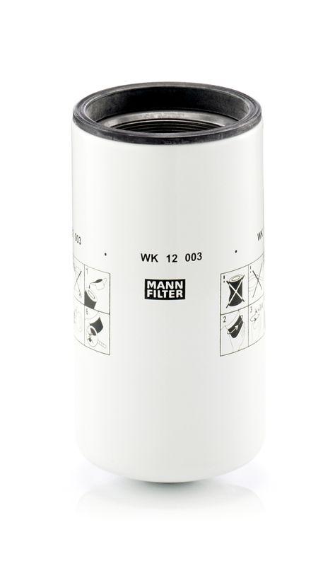 Palivový filter MANN-FILTER WK 940/5 WK 940/5