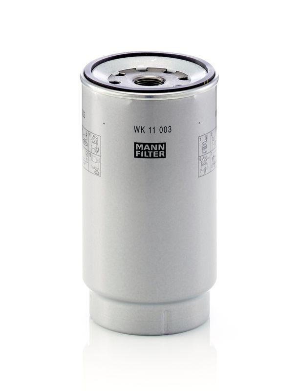 Palivový filter MANN-FILTER WK 939 WK 939