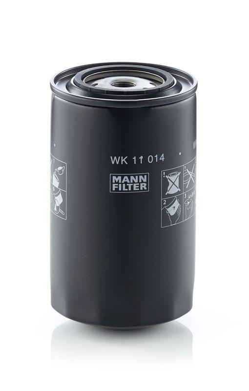 Palivový filter MANN-FILTER WK 939/10 x WK 939/10 x