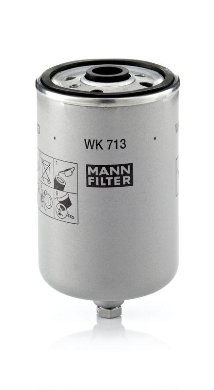 Olejový filter MANN-FILTER W 814/80 W 814/80