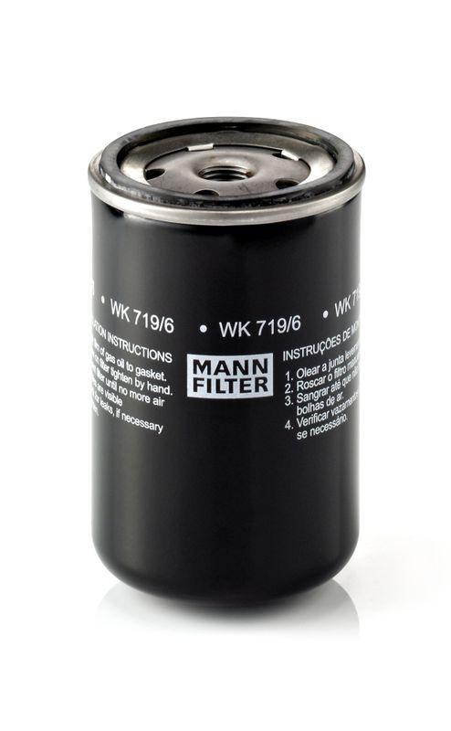 Olejový filter MANN-FILTER W 68 W 68