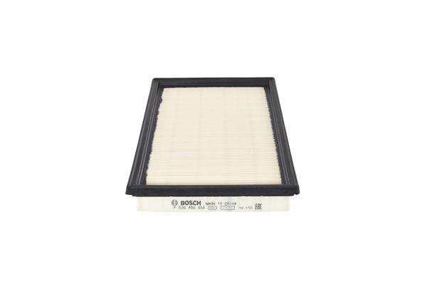 Vzduchový filter BOSCH F 026 400 454 F 026 400 454
