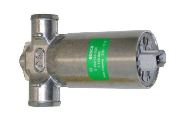 Regulačný ventil voľnobehu (Riadenie prívodu vzduchu) BOSCH 0 280 140 532 0 280 140 532