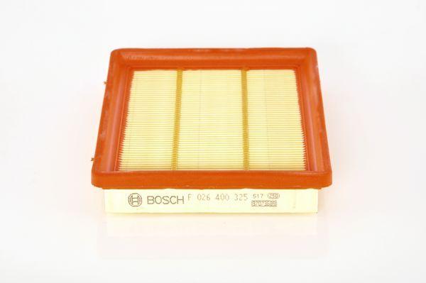 Vzduchový filter BOSCH F 026 400 325 F 026 400 325