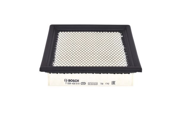 Vzduchový filter BOSCH F 026 400 518 F 026 400 518