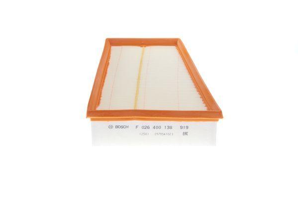 Vzduchový filter BOSCH F 026 400 138 F 026 400 138