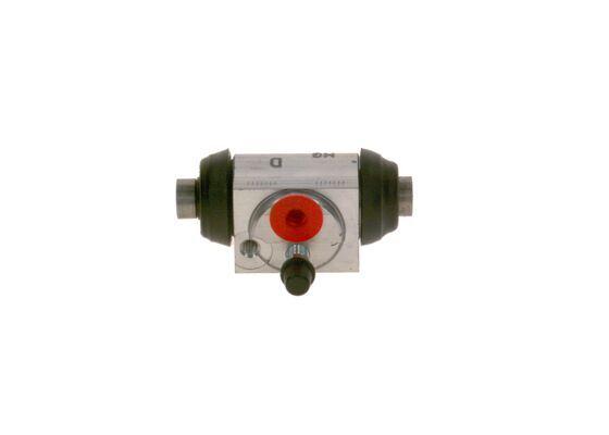 Relé, ventilátor chladiača BOSCH 0 986 AH0 625 0 986 AH0 625
