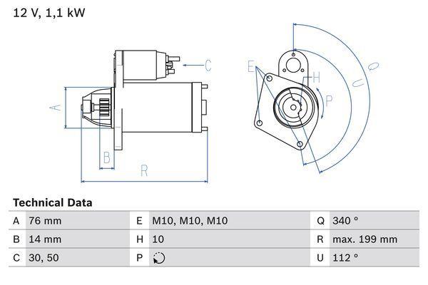 Regulátor tlaku paliva BOSCH 0 280 160 567 0 280 160 567
