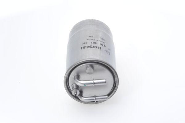 Palivový filter BOSCH F 026 402 051 F 026 402 051