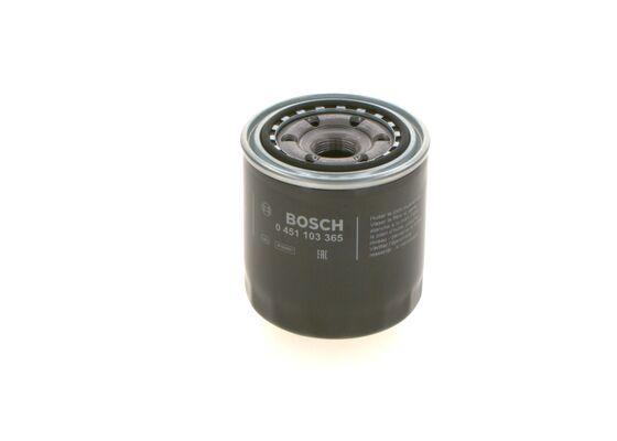 Olejový filter BOSCH 0 451 103 365 0 451 103 365
