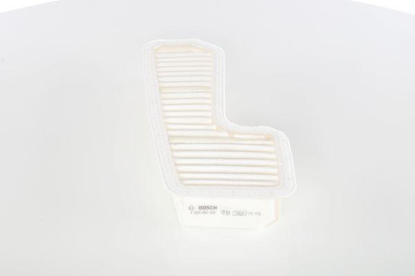 Vzduchový filter BOSCH F 026 400 158 F 026 400 158