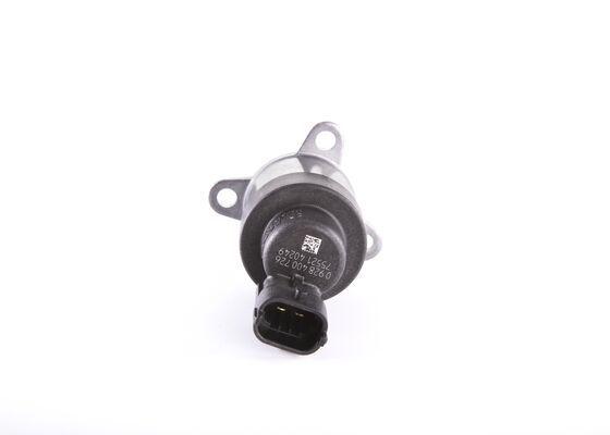 Regulačný ventil, Mnożstvo paliva (Common-Rail Systém) BOSCH 0 928 400 726 0 928 400 726