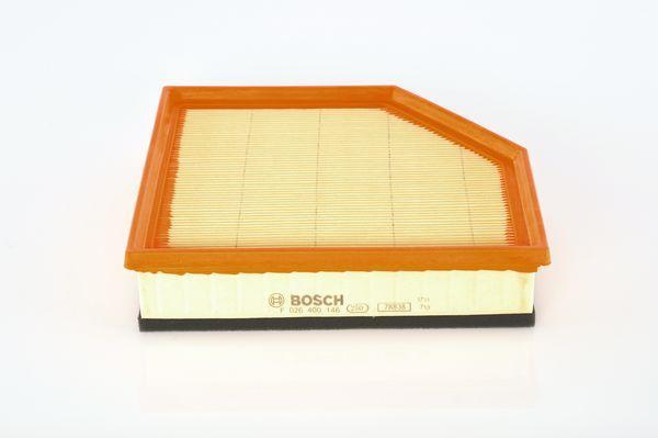 Vzduchový filter BOSCH F 026 400 146 F 026 400 146