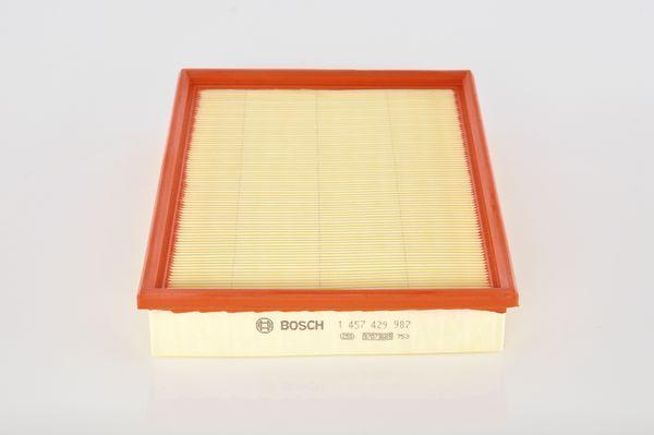Vzduchový filter BOSCH 1 457 429 987 1 457 429 987