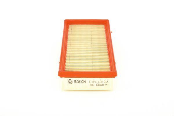 Vzduchový filter BOSCH F 026 400 265 F 026 400 265