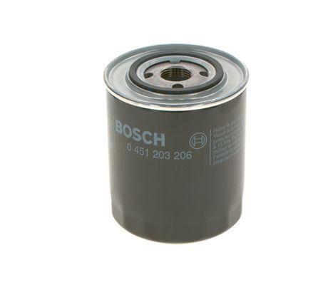 Olejový filter BOSCH 0 451 203 206 0 451 203 206