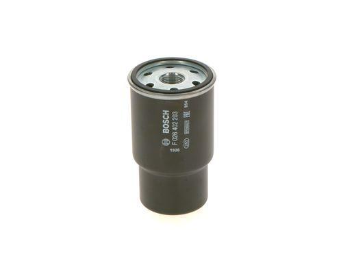 Palivový filter BOSCH F 026 402 203 F 026 402 203