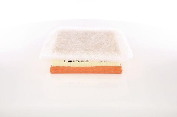 Vzduchový filter BOSCH F 026 400 235 F 026 400 235