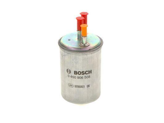 Palivový filter BOSCH 0 450 906 508 0 450 906 508