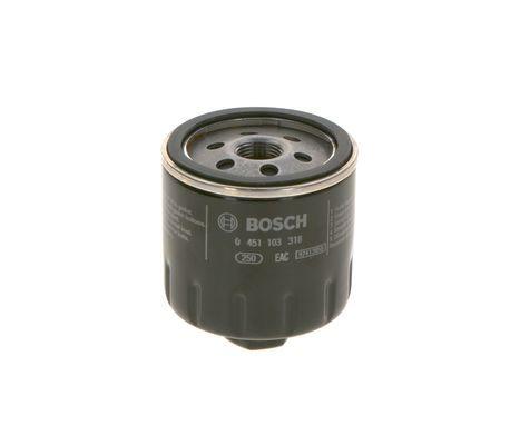 Olejový filter BOSCH 0 451 103 318 0 451 103 318