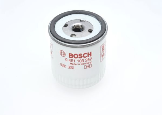 Olejový filter BOSCH 0 451 103 252 0 451 103 252